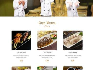Restaurant Layout Pack