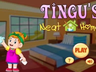TINGU's Neat Home (Unity 3D)