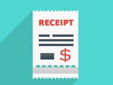 Money Receipt