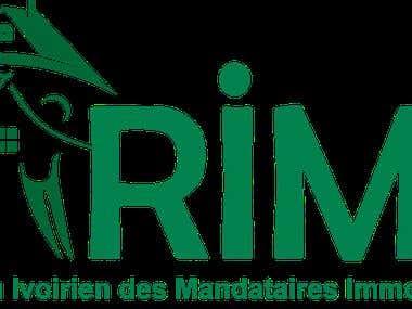 Création logo Rimi