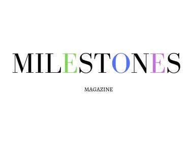 logo magazine cover