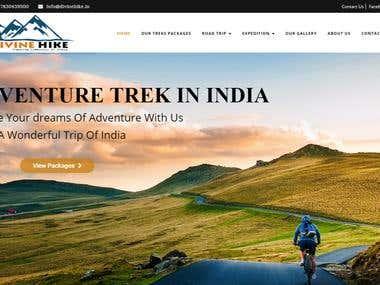 Divine Hike Trekking Site