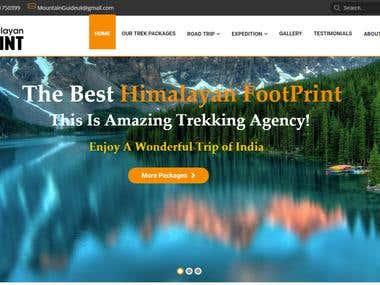 Himalayan Foot Print Websites