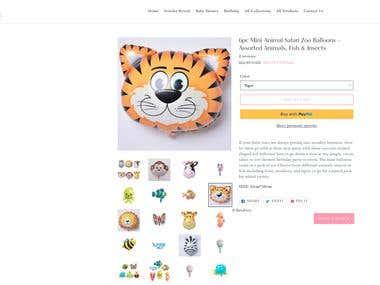 Baby Owl Product Descriptions