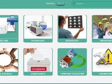 Hospital managment Software