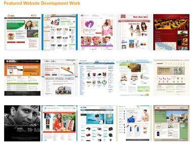 Featured Websites