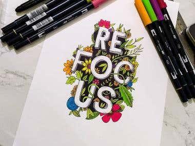 Refocus on your goals