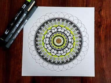 chaotic circle of life