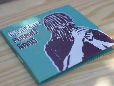 Packaging + Flyer + Visual identity / Insurgente Punk