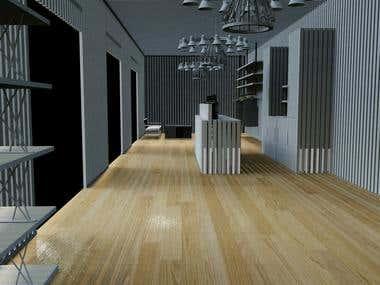 stand 3D design