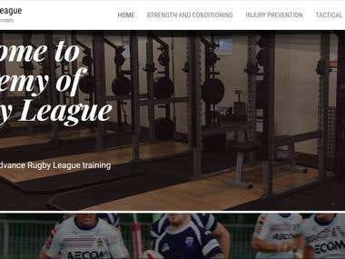 Academy of Rugby League - Official Membership Website