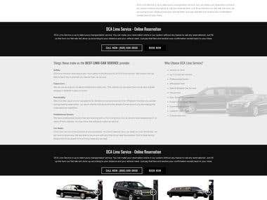 Vehicle Booking Web for Travel