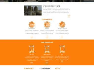 Web for Company