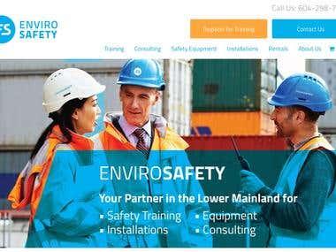 EnviroSafety - Website