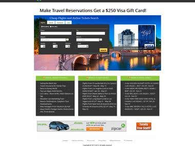 OnlineReservationBooking.com - Travel Reservation Network