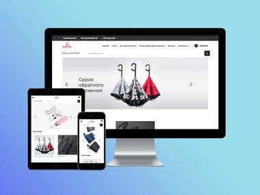 Wordpress shop mapleleafs.ru