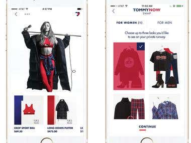 TommyNow 1.0, Tommy Snap 2.0