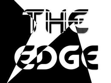 THE EDGE (T-Shirt Brand Logo)