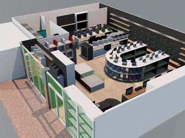 Store Floorplan