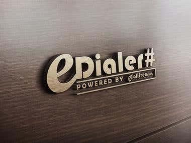 eDialer Logo Design