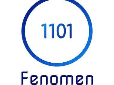 """Logo for """"Fenomen"""""""
