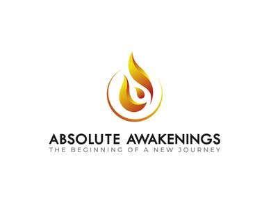 ABSOLUTE AWAKENINGS Company logo