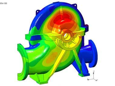 Finite Element Analysis(FEA)