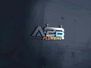Plambing Company Logo Design