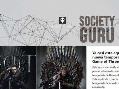 Society Guru