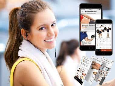 Fitness Builder (iPhone) https://itunes.apple.com/us/app/fit