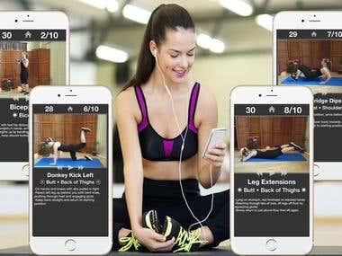 DailyWorkouts (iPhone)