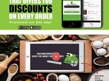 Takeaway Knight - Online Food Order