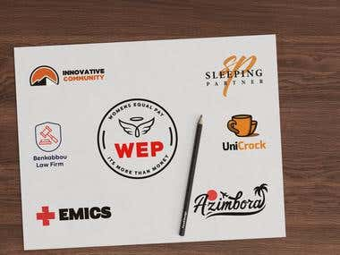 Logo Design Vol 01