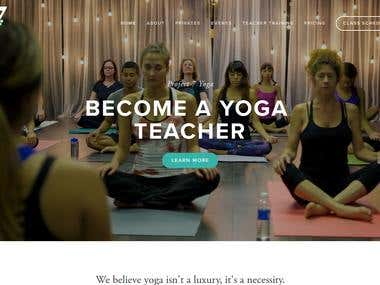project7yoga.com : A Site That Teaches Yoga