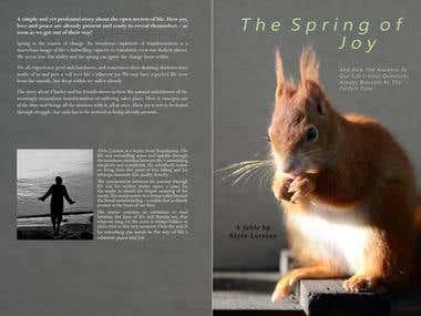 Book Cover Design for a Freelancer Client