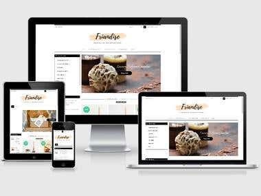E-commercw Website