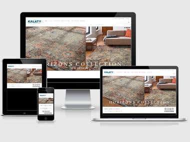 Kalaty Website