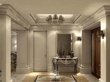 Each design got its own concept and design elements