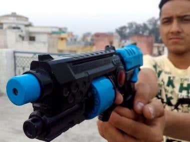 Sonic Gun Effect