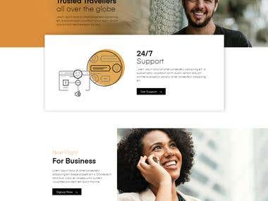 Next Flight Booking Web Application