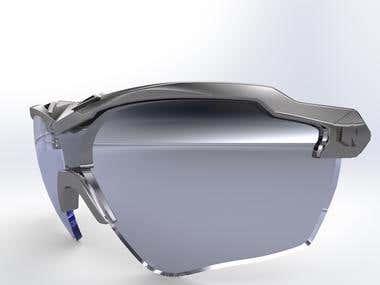 3D Eye-wear Modeling