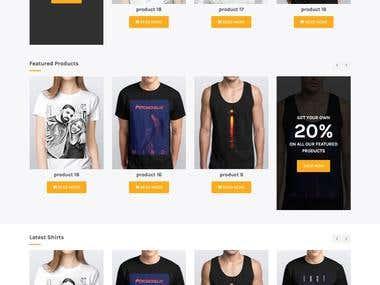 Micah Treece Online store