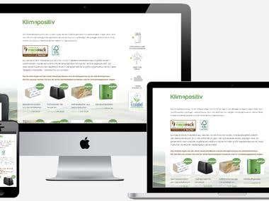 Simple Sales Landing Page in WooCommerce