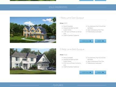 radylane real estate website