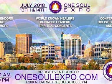 Soul Expo Banner