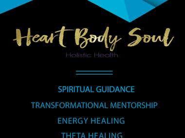 Hear Body Soul Festival Banner