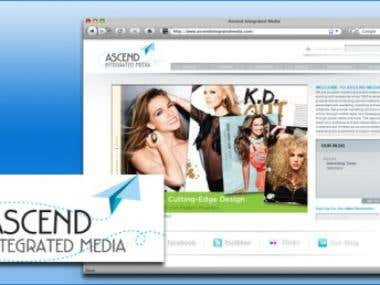 Ascend Website