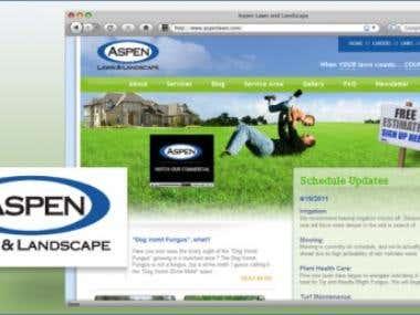 Aspen Lawn Website