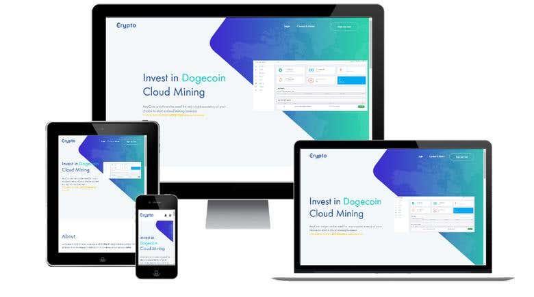 AnyCoin Cloud Mining Script | Freelancer