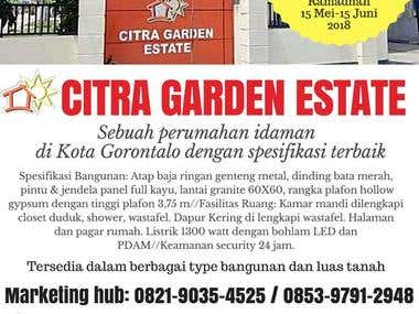 Citra Garden Estate